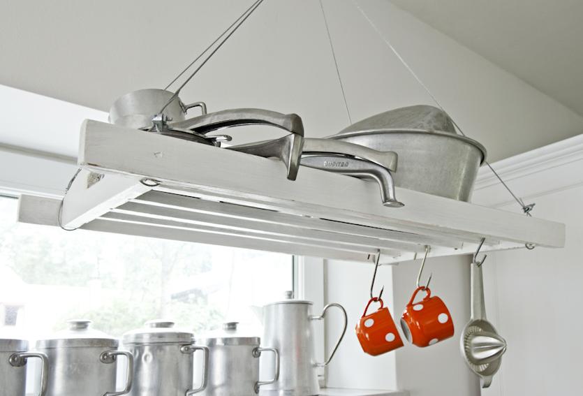 Gut abgehangen! Küchenvergrößerer, Teil 2