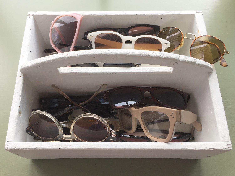 Erwachsen werden mit Sonnenbrille!